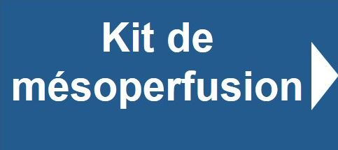 Kit de mésoperfusion