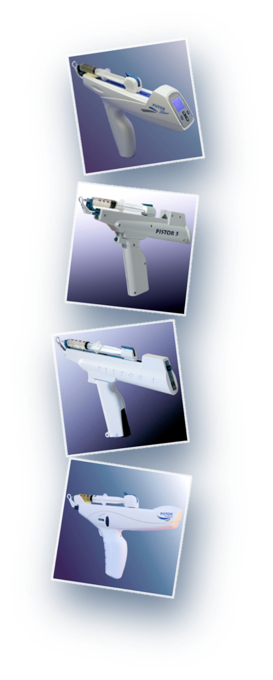 Pistor - Mesogun - all range