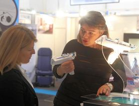 MI Medical Innovation - Sandrine Haumesser - Medica 2012